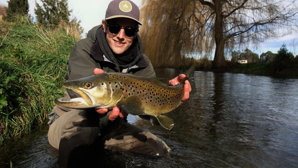 For en fisk, for en elv.